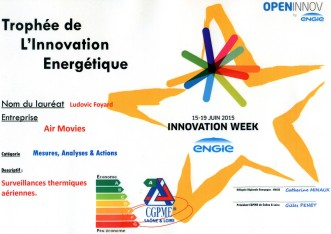 trophée de l'innovation energetique